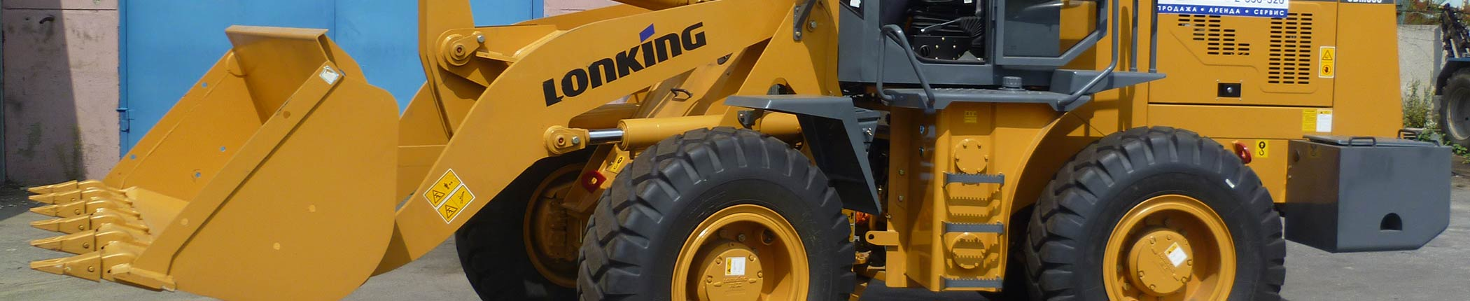 LONKING Wheel Loader، Hydraulic Excavator، Road Roller and Fork lifter